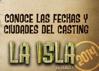 Casting La Isla 2014