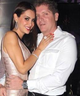Ex de Ninel Conde sale con actriz de Tv Azteca