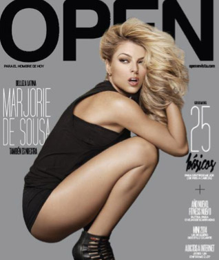 Open Marjorie de Sousa