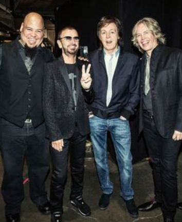 Paul McCartney en premios Grammy