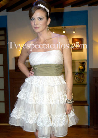 Silvia Navarro protagonista de La Malquerida de Televisa
