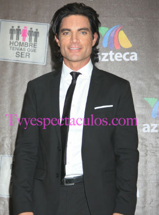 Confirmado Víctor González como estelar de La Candidata