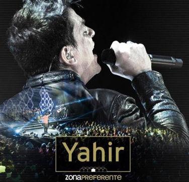 Yahir en Teatro Metropolitan 21 de marzo