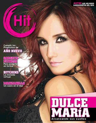 Revista Hit con Dulce María