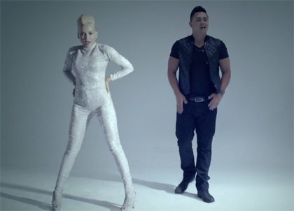 Fanny Lu y Joey Montana en video Mujeres