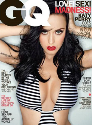 Katy Perry en revista GQ