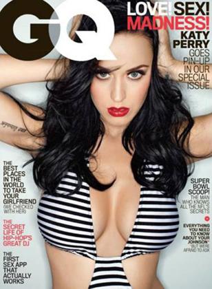 Katy Perry en revista GQ