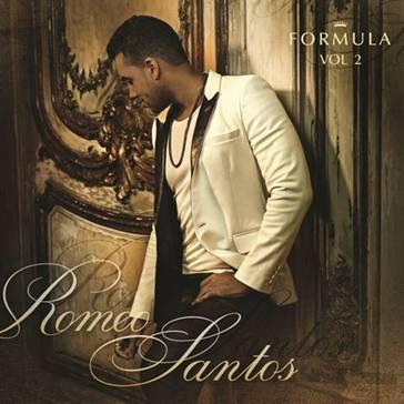 Portada Fórmula Vol. 2 de Romeo Santos
