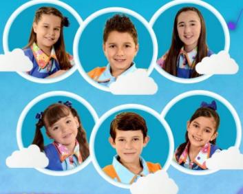 La hora de los Kids estreno 17 de febrero por Tv Azteca