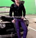 Alexander Acha en videoclip Gimme me your love