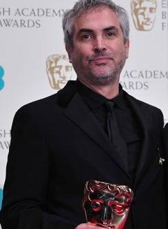 Alfonso Cuarón en Premios Bafta