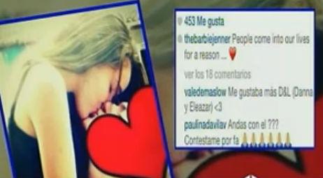 Danna Paola nuevo romance