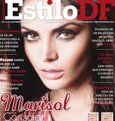 Estilo DF con Marisol González