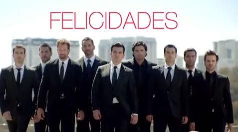 Galanes de Televisa