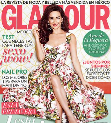 Glamour Ana de la Reguera