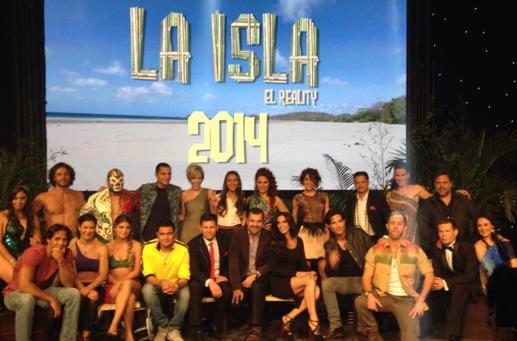 Confirmados La Isla 2014