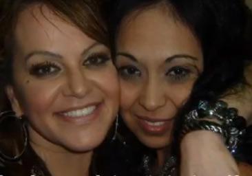 Jenni Rivera y Sayonara Gómez