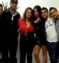 Jenni Rivera con hijos de Caballeros Templarios