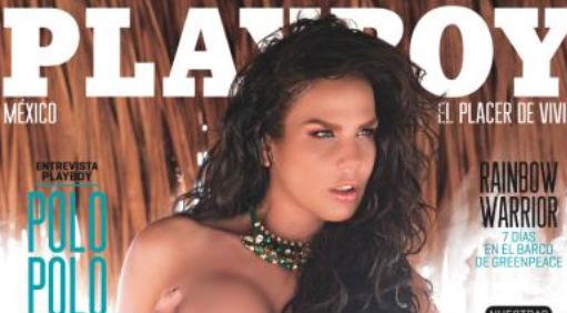 Niurka se desnuda nuevamente en Playboy