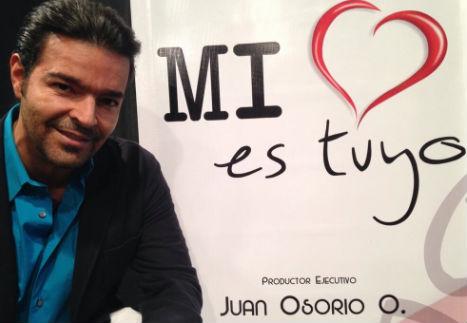 Hija de Pablo Montero participará en Mi corazón es tuyo