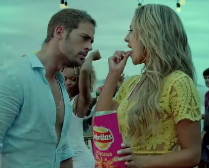 William Levy y Vanessa Huppenkothen