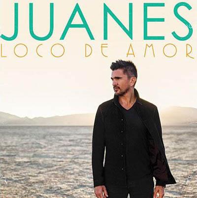 Loco de amor de Juanes a la venta 11 de marzo