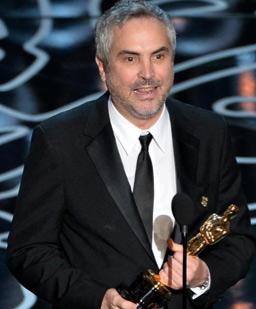Gravity de Alfonso Cuarón se impone en el Oscar