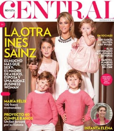 Revista Central Inés Sainz