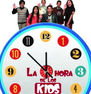 La hora de los Kids cambia de horario a los Domingos