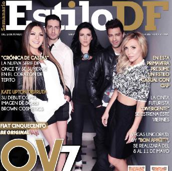 OV7 en Revista Estilo DF