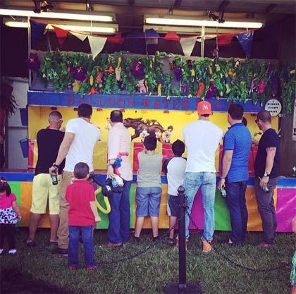 William Levy celebra en grande cumpleaños de sus hijos