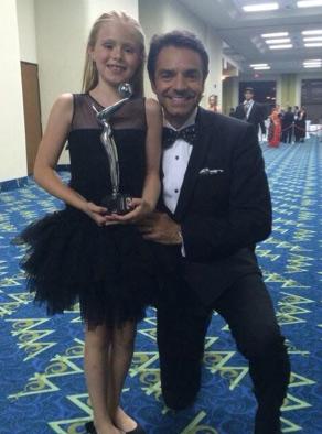 Eugenio Derbez en Premios Platino