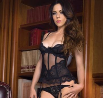María José Suárez en revista H