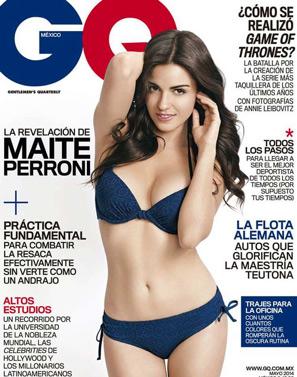 Maite Perroni en GQ