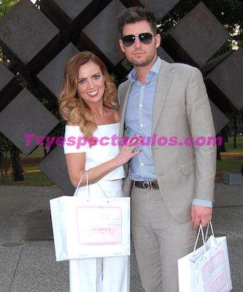 Mariana Torres y Armando Torrea