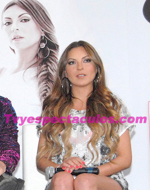 Mariana Ochoa ya es mamá