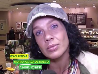 Niurka en entrevista Ventaneando