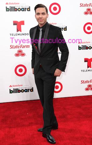 Prince Royce en Premios Billboard