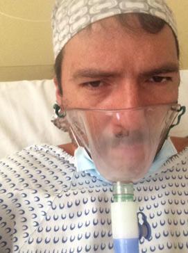 Rodrigo Abed contrajo influenza