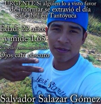 Continúa desaparecido el hermano de Toñita