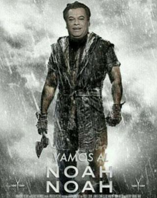 Meme Noah Noah de Juan Gabriel