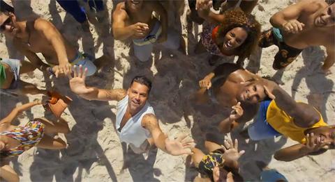 Video Vida de Ricky Martin