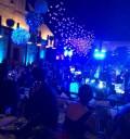Fiesta en boda de Rodrigo Dávila