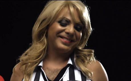 Video Quiéreme de Cristian Castro con Genitallica
