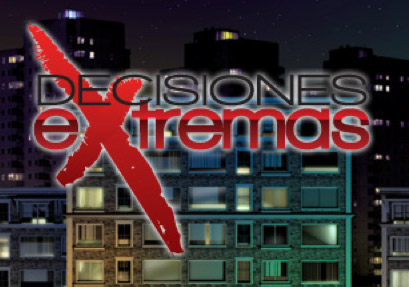 Regresa Decisiones extremas a Gala TV