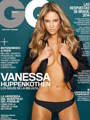 GQ de Vanessa Huppenkothen