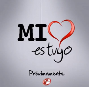 Promo de Mi corazón es tuyo