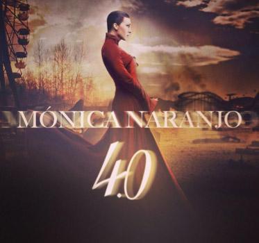 Mónica Naranjo 4-0