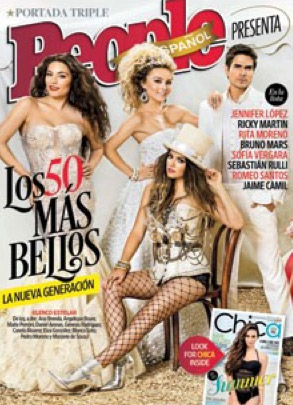 People en Español Los 50 más bellos