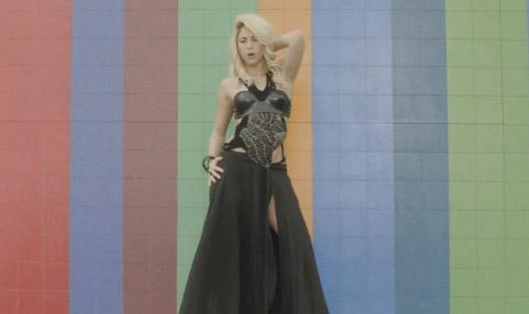 Video Dare (La La La) de Shakira
